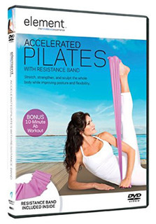 Element: Accelerated Pilates With Resistance Band (2014) (Normal) [DVD] [DVD / Normal]