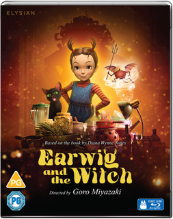 Earwig and the Witch (2020) (Normal) [Blu-ray] [Blu-ray / Normal]