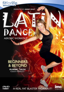 Latin Dance Aerobic Workout: Beginners and Beyond (2011) (Normal) [DVD] [DVD / Normal]