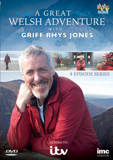 A Great Welsh Adventure With Griff Rhys Jones (2014) (Normal) [DVD] [DVD / Normal]