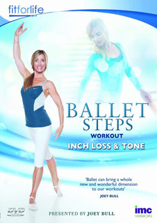 Ballet Steps Workout: Inch Loss and Tone (2013) (Normal) [DVD] [DVD / Normal]