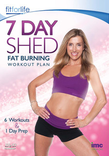 Fit for Life - 7 Day Shed: Fat Burning Workout Plan (2014) (Normal) [DVD] [DVD / Normal]