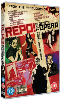 Repo! The Genetic Opera (2008) (Normal) [DVD] [DVD / Normal]
