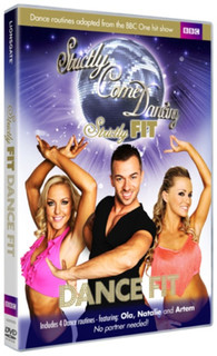 Strictly Come Dancing - Strictly Fit: Dance Fit (2010) (Normal) [DVD] [DVD / Normal]