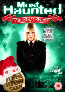 Most Haunted: Christmas Spirits (2011) (Normal) [DVD] [DVD / Normal]
