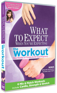 What to Expect When You're Expecting - The Workout (2012) (Normal) [DVD] [DVD / Normal]