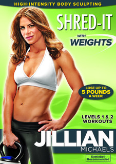 Jillian Michaels: Shred It With Weights (Normal) [DVD] [DVD / Normal]