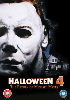 Halloween 4 - The Return of Michael Myers (1988) (Normal) [DVD] [DVD / Normal]