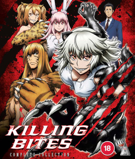 Killing Bites: Complete Collection (2018) (Normal) [Blu-ray] [Blu-ray / Normal]
