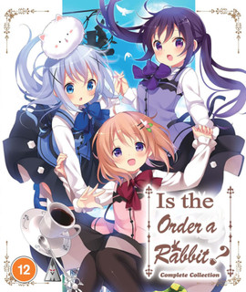 Is the Order a Rabbit?: Complete Collection (2014) (Normal) [Blu-ray] [Blu-ray / Normal]