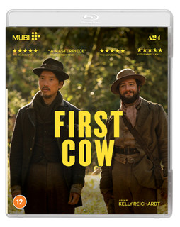 First Cow (2019) (Normal) [Blu-ray] [Blu-ray / Normal]