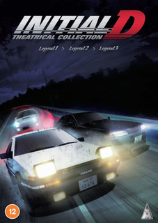 Initial D: Theatrical Collection (2016) (Box Set) [DVD] [DVD / Box Set]
