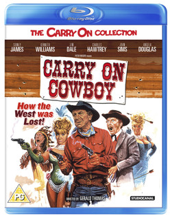 Carry On Cowboy (1965) (Normal) [Blu-ray] [Blu-ray / Normal]