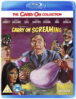 Carry On Screaming (1966) (Normal) [Blu-ray] [Blu-ray / Normal]