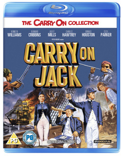 Carry On Jack (1963) (Normal) [Blu-ray] [Blu-ray / Normal]