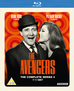 The Avengers: The Complete Series 4 (1966) (Normal) [Blu-ray] [Blu-ray / Normal]