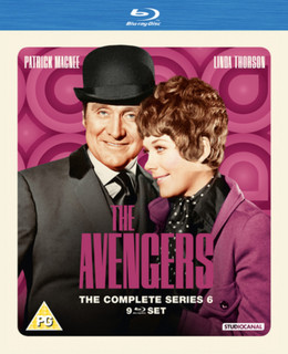 The Avengers: The Complete Series 6 (1967) (Normal) [Blu-ray] [Blu-ray / Normal]