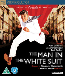 The Man in the White Suit (1951) (with DVD - Double Play) [Blu-ray] [Blu-ray / with DVD - Double Play]