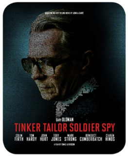 Tinker Tailor Soldier Spy (2011) (with DVD - Double Play Steelbook) [Blu-ray] [Blu-ray / with DVD - Double Play Steelbook]