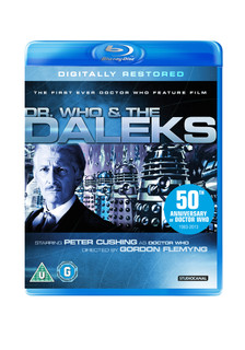 Doctor Who and the Daleks (1965) (Restored) [Blu-ray] [Blu-ray / Restored]