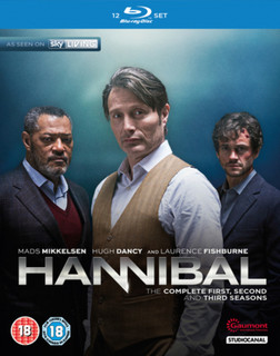 Hannibal: The Complete Series (2015) (Normal) [Blu-ray] [Blu-ray / Normal]