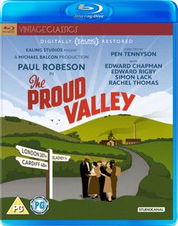 The Proud Valley (1940) (Normal) [Blu-ray] [Blu-ray / Normal]