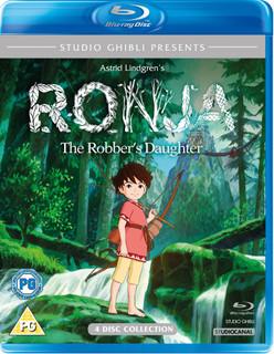 Ronja, the Robber's Daughter (2015) (Normal) [Blu-ray] [Blu-ray / Normal]