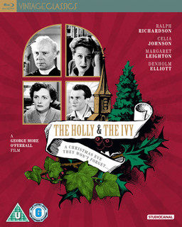 The Holly and the Ivy (1952) (Normal) [Blu-ray] [Blu-ray / Normal]