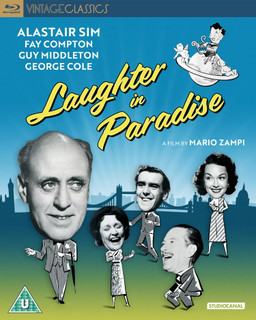 Laughter in Paradise (1951) (Normal) [Blu-ray] [Blu-ray / Normal]