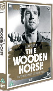 The Wooden Horse (1950) (Normal) [DVD] [DVD / Normal]