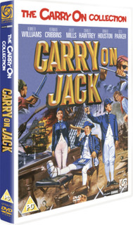 Carry On Jack (1963) (Normal) [DVD] [DVD / Normal]