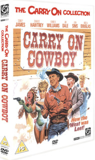 Carry On Cowboy (1965) (Normal) [DVD] [DVD / Normal]