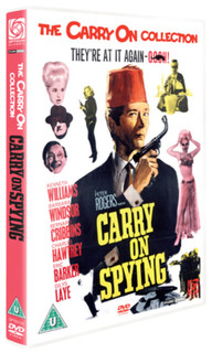 Carry On Spying (1964) (Normal) [DVD] [DVD / Normal]