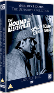 Sherlock Holmes: The Hound of the Baskervilles/Voice of Terror (1942) (Normal) [DVD] [DVD / Normal]