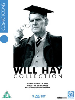 Comic Icons: Will Hay Collection (1941) (Normal) [DVD] [DVD / Normal]