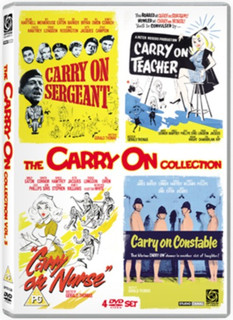 Carry On: Volume 1 (1959) (Normal) [DVD] [DVD / Normal]