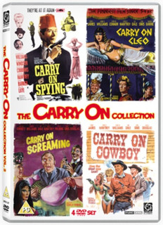 Carry On: Volume 3 (1966) (Normal) [DVD] [DVD / Normal]