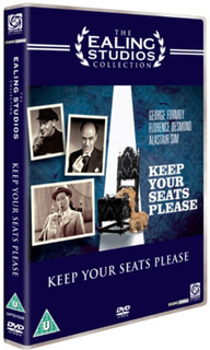 Keep Your Seats Please (1936) (Normal) [DVD] [DVD / Normal]
