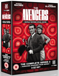 The Avengers: The Complete Series 2 and Surviving Episodes... (1963) (Box Set) [DVD] [DVD / Box Set]