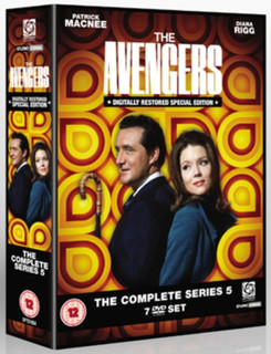 The Avengers: The Complete Series 5 (1967) (Normal) [DVD] [DVD / Normal]