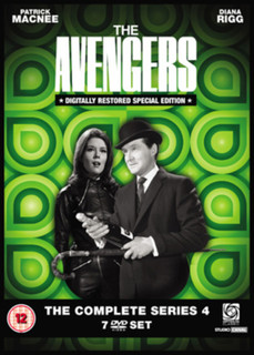 The Avengers: The Complete Series 4 (1966) (Normal) [DVD] [DVD / Normal]