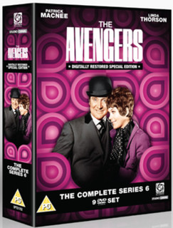 The Avengers: The Complete Series 6 (1967) (Normal) [DVD] [DVD / Normal]