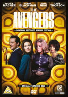 The Avengers: Special Features Disc (1968) (Normal) [DVD] [DVD / Normal]