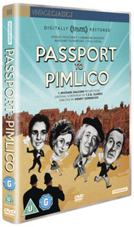 Passport to Pimlico (1949) (Special Edition) [DVD] [DVD / Special Edition]