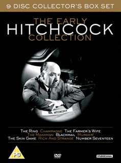 The Early Hitchcock Collection (1932) (Box Set (Collector's Edition)) [DVD] [DVD / Box Set (Collector's Edition)]