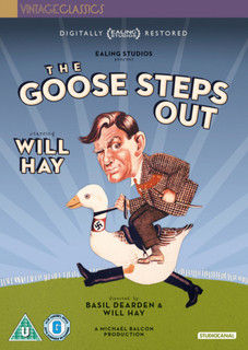 The Goose Steps Out (1942) (75th Anniversary Edition (Digitally Restored)) [DVD] [DVD / 75th Anniversary Edition (Digitally Restored)]