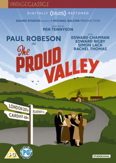 The Proud Valley (1940) (Normal) [DVD] [DVD / Normal]