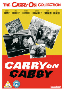 Carry On Cabby (1963) (Normal) [DVD] [DVD / Normal]
