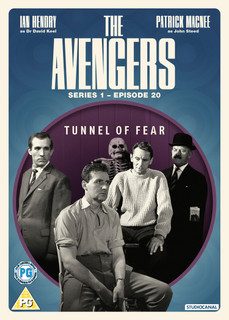 The Avengers: Series 1 - Episode 20 - Tunnel of Fear (1961) (Normal) [DVD] [DVD / Normal]