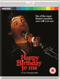 Happy Birthday to Me (1981) (Normal) [Blu-ray] [Blu-ray / Normal]